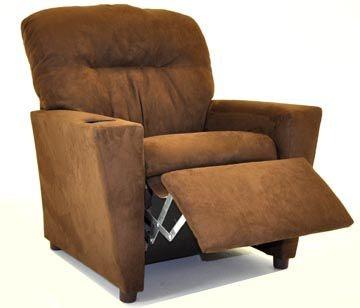 Kidz World Furniture Tween Recliner 2300 Recliner Tween
