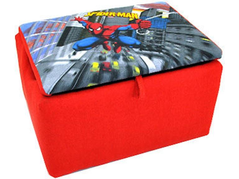Kidz World Furniture Spiderman Storage Box 1400
