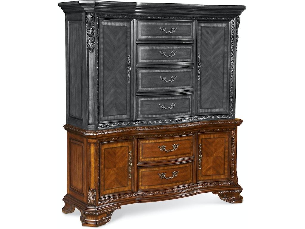 Art Furniture Bedroom Master Chest Set 143154 2606 Woodchucks Fine Furniture Decor