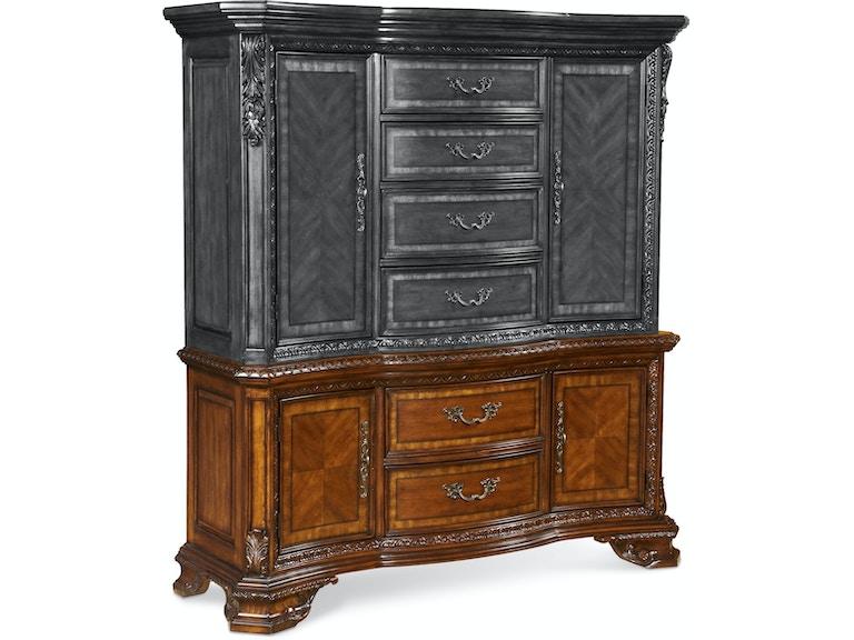 Art Furniture Bedroom Master Chest Set 143154 2606 Toms