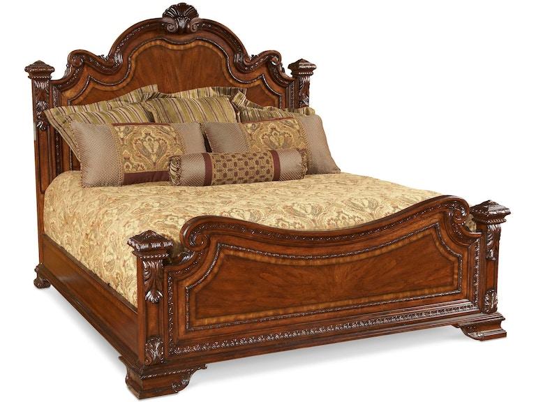 Art Furniture 5 0 Estate Bed 143155 2606