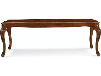 ART Furniture Leg Dining Table (2-18in Leafs) 143220-2606