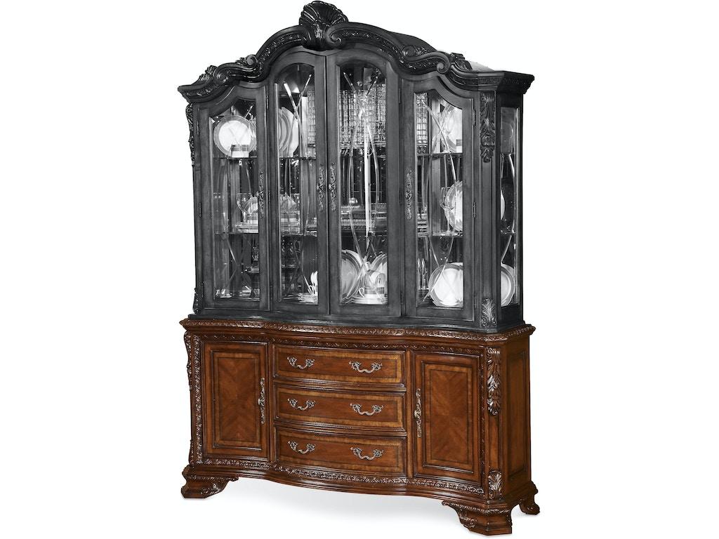 Art Furniture Dining Room China Cabinet Set 143241 2606 Carol House Furniture Maryland Heights