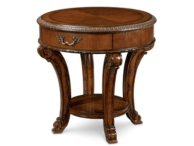 ART Furniture Round End Table 143303-2606