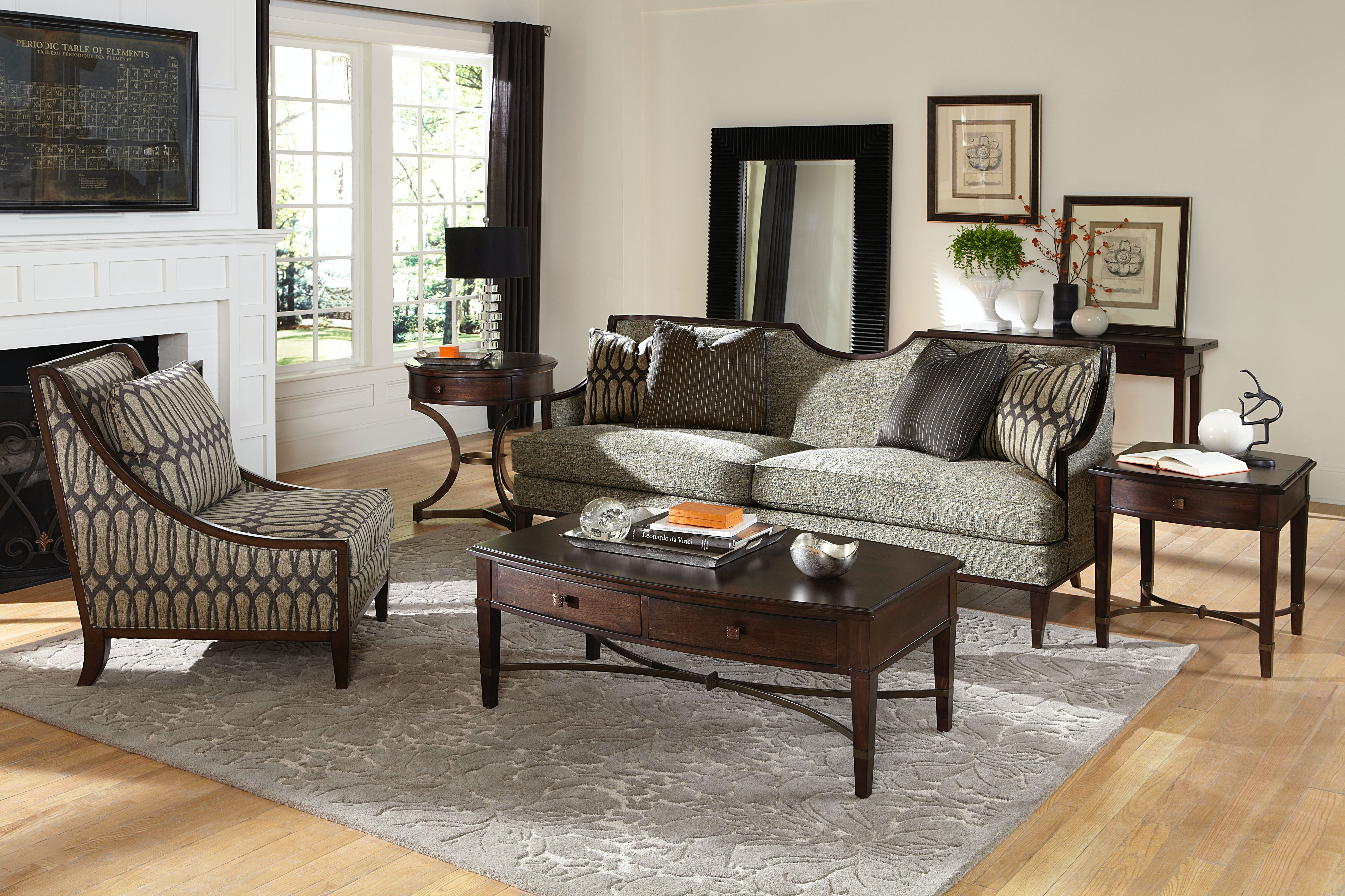 Art Furniture Living Room Accent Chair 161503 5036aa Carol House
