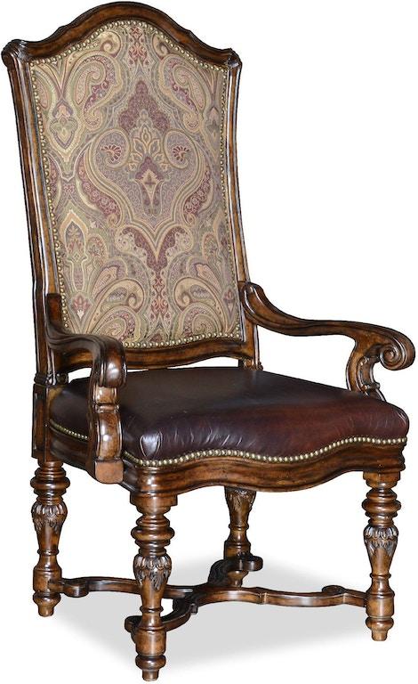Art Furniture Dining Room Arm Chair 209205 2304 Carol