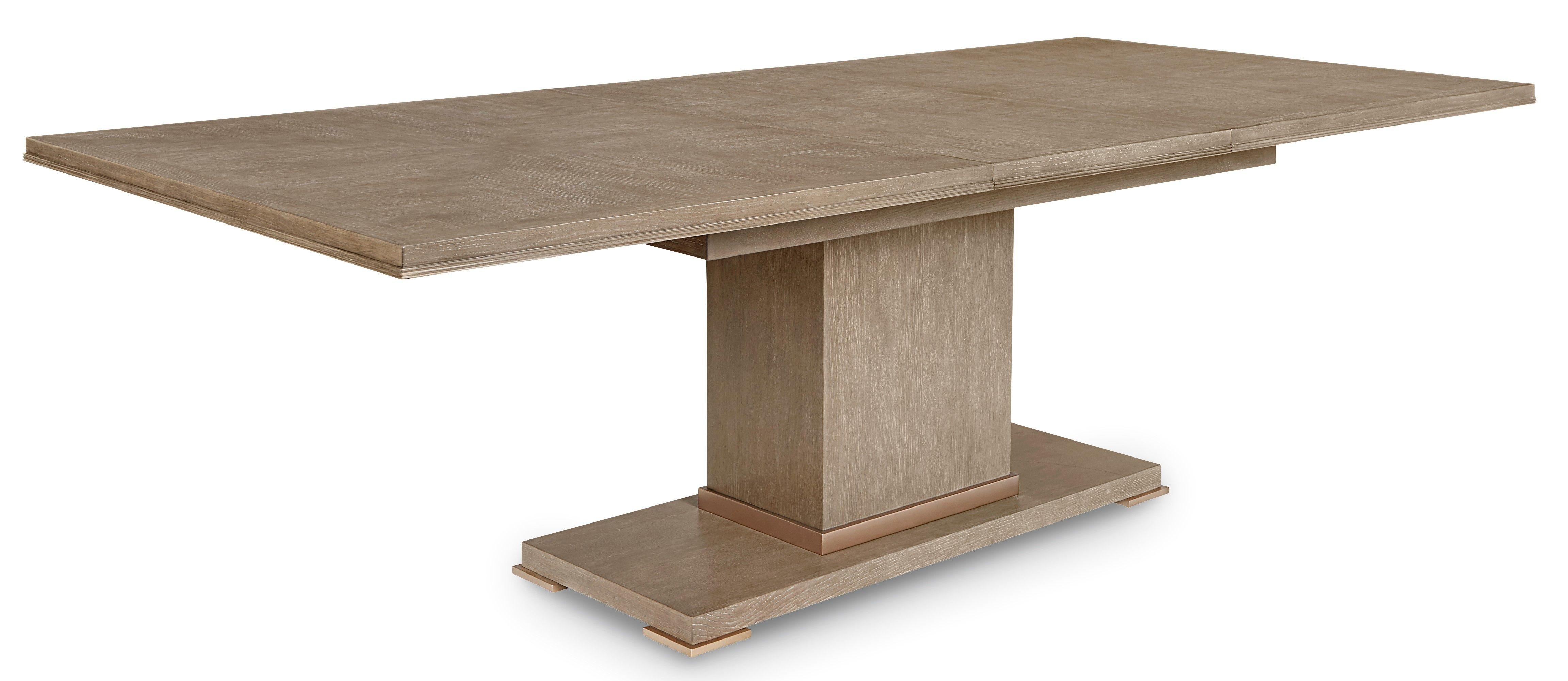 ART Furniture Dining Room Belfort Rectangular Dining Table BASE  232221 2323BS At Carol House Furniture