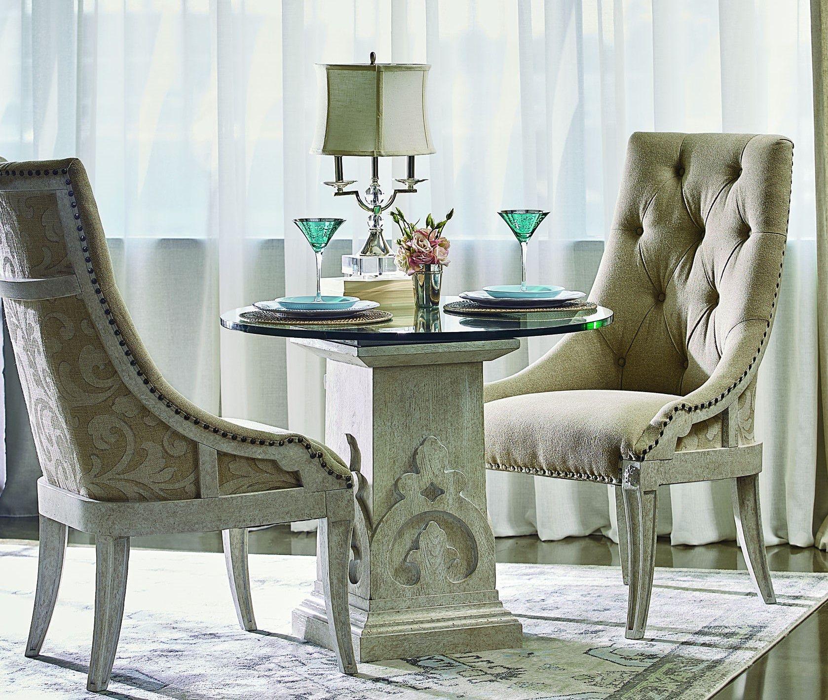 ART Furniture Round 36in Glass Top 100225 110036