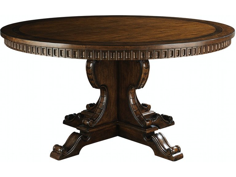 ART Furniture Round Dining Table BASE 280225 2603BS