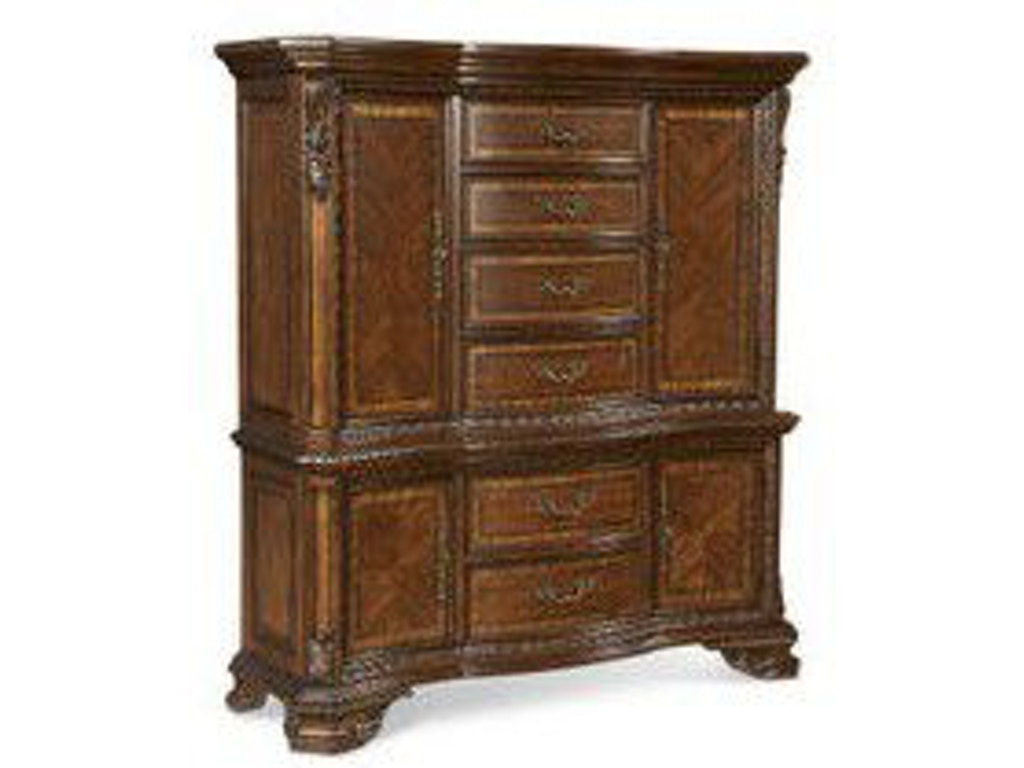 ART Furniture Bedroom Master Chest Set 143154-2606 ...