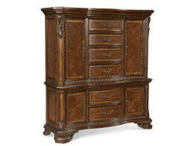 Art Furniture Bedroom Master Chest Set 143154 2606 Thomasville