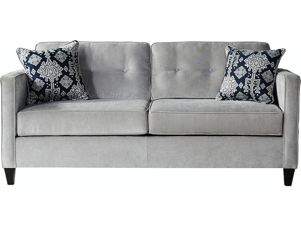 Hughes Furniture Living Room Sofa 1375s Arthur F Schultz