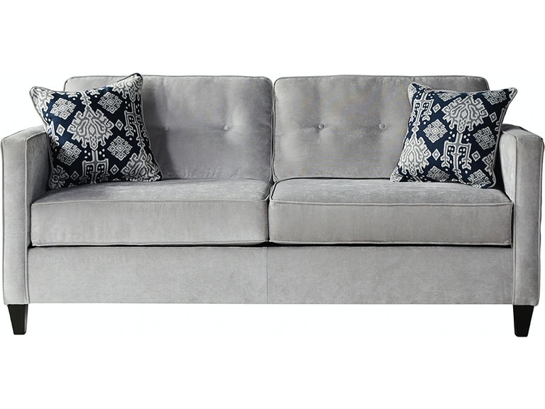 Hughes Furniture Living Room Sofa 1375s Furniture Marketplace