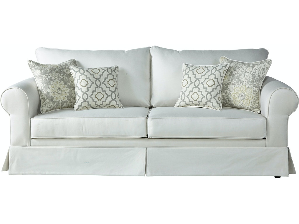 Hughes Furniture Living Room Sofa 16200s Arthur F