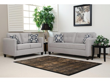 Hughes Furniture Sofa 1375S