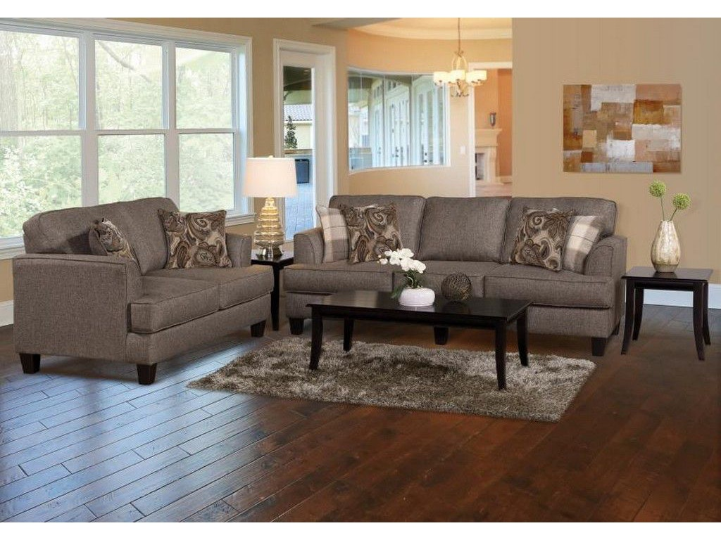 Hughes Furniture Living Room Sofa 5625s Carol House Furniture Maryland Heights And Valley