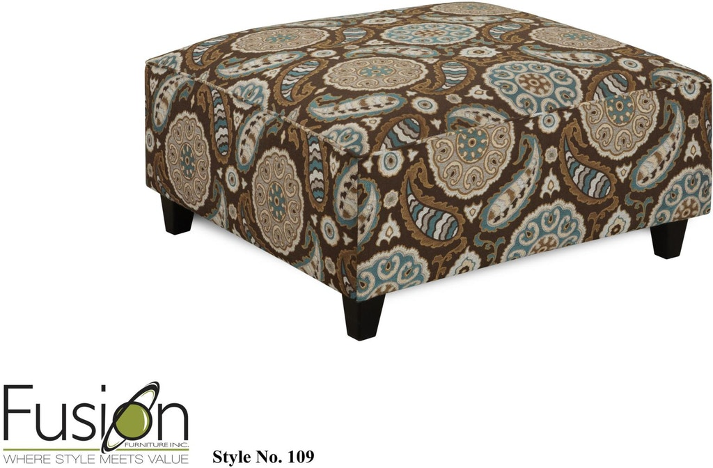 Amazing 109Artisan Turquoise Ottoman Gmtry Best Dining Table And Chair Ideas Images Gmtryco