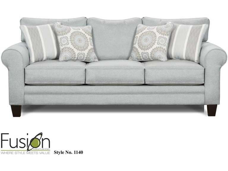 Fusion Living Room Sofa 1140GRANDE MIST