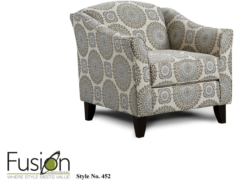 Fusion Living Room Chair 452brianne Twilight At B F Myers Furniture