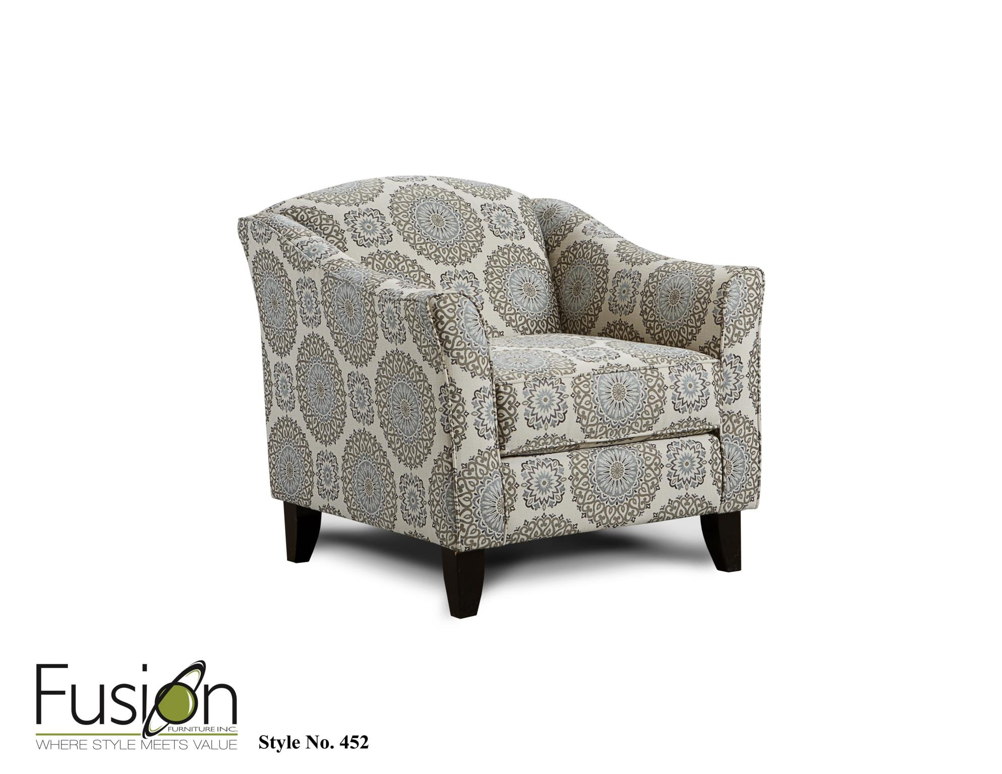 Fusion Chair 452BRIANNE TWILIGHT