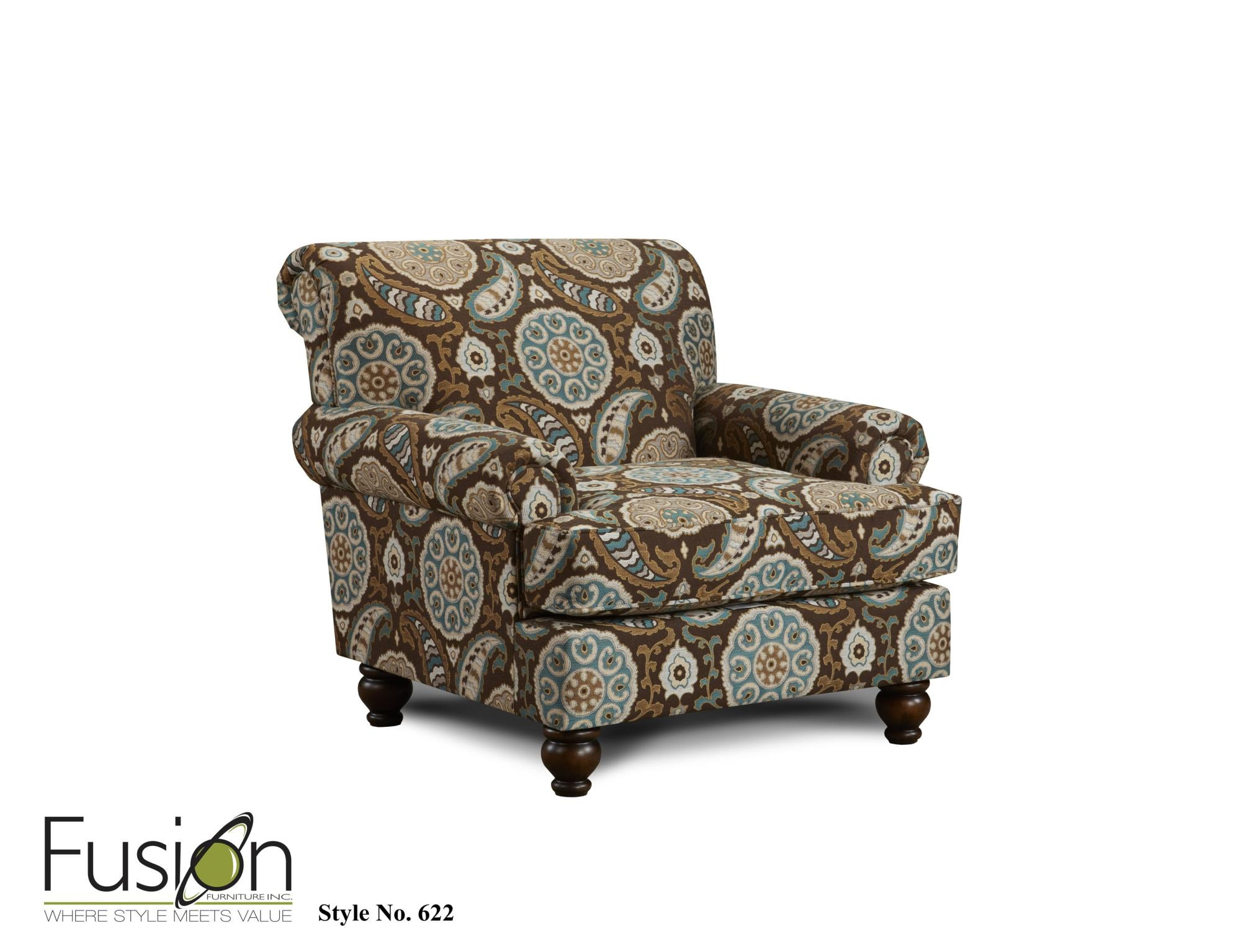 Fusion Living Room Chair 761358 At FurnitureLand