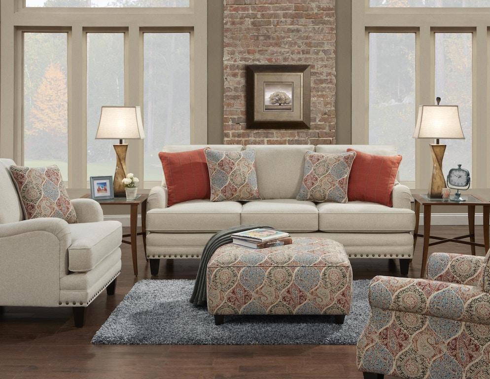 Fantastic Fusion Living Room The 5960 Aria Linen Furniture City Spiritservingveterans Wood Chair Design Ideas Spiritservingveteransorg