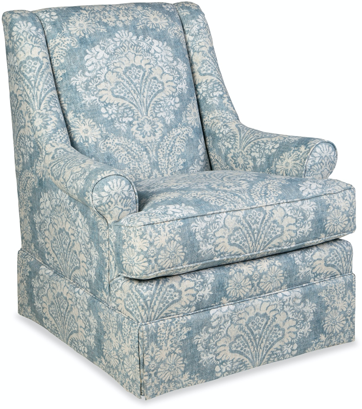Paula Deen By Craftmaster Living Room Swivel Glider Chair