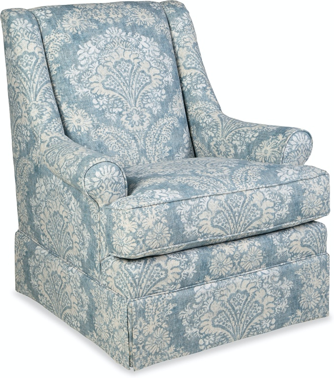 Super Paula Deen By Craftmaster Living Room Swivel Chair Caraccident5 Cool Chair Designs And Ideas Caraccident5Info