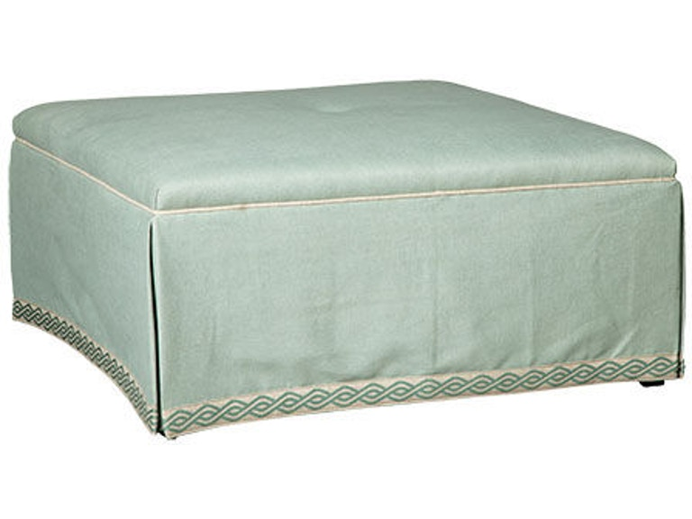 Paula Deen By Craftmaster Living Room Ottoman P068800