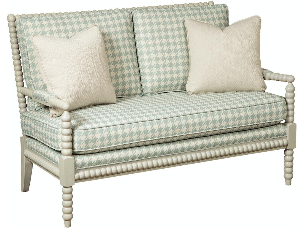 Paula Deen by Craftmaster Living Room Settee P072230BD - Seaside ...