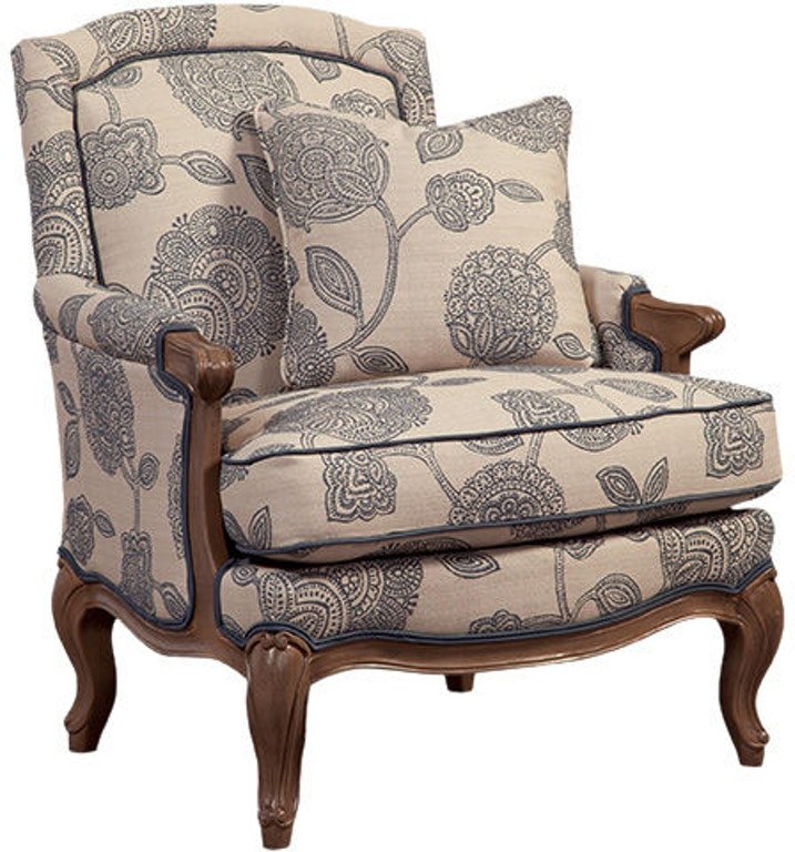 Excellent Paula Deen By Craftmaster Living Room Chair P092110Bd Unemploymentrelief Wooden Chair Designs For Living Room Unemploymentrelieforg