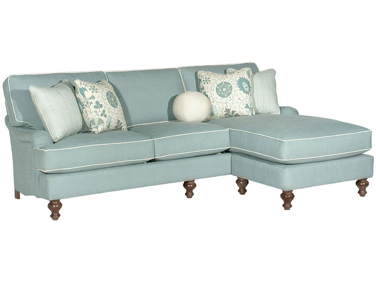 Paula Deen by Craftmaster Living Room Sofa P734357BD ...