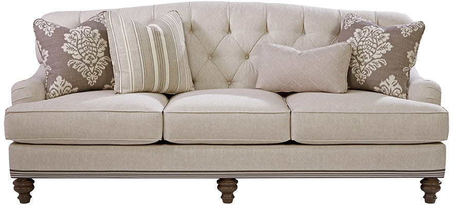 Paula Deen By Craftmaster Living Room Sofas Tyndall