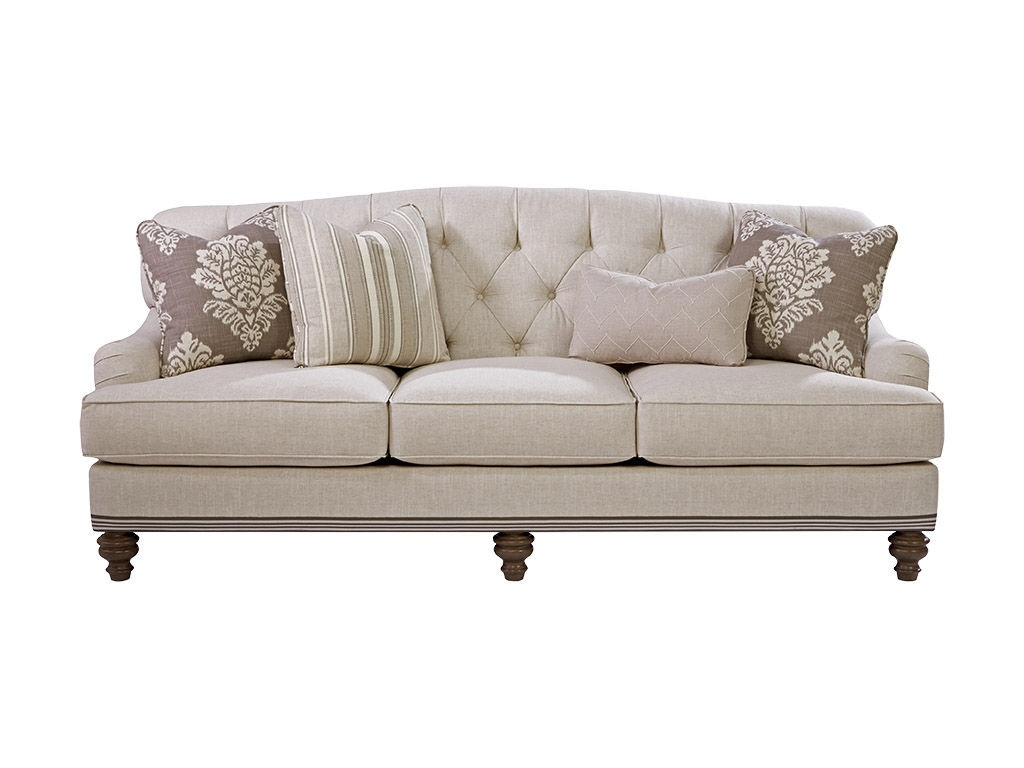 Paula Deen by Craftmaster Living Room Sofas P744950BD - Kettle River Furniture and Bedding ...