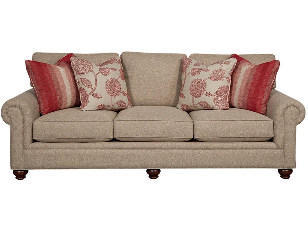 Paula Dean Sofas Paula Deen Home Topsider Three Cushion