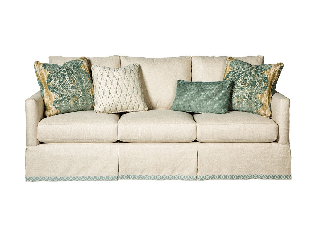 Paula Deen By Craftmaster Living Room Sofa P762850BD Feceras Furniture Amp
