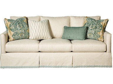 Paula deen by craftmaster living room sofa p762850bd craftmaster hiddenite nc for Encore home designs by craftmaster