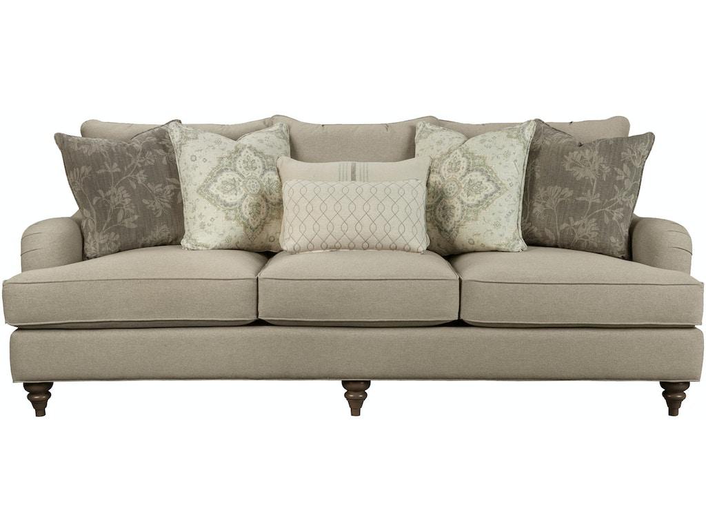 Paula Deen By Craftmaster Living Room Sofa P773654bd B F