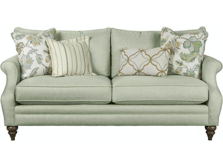 Terrific Paula Deen By Craftmaster Living Room Sofa P775650Bd Download Free Architecture Designs Intelgarnamadebymaigaardcom