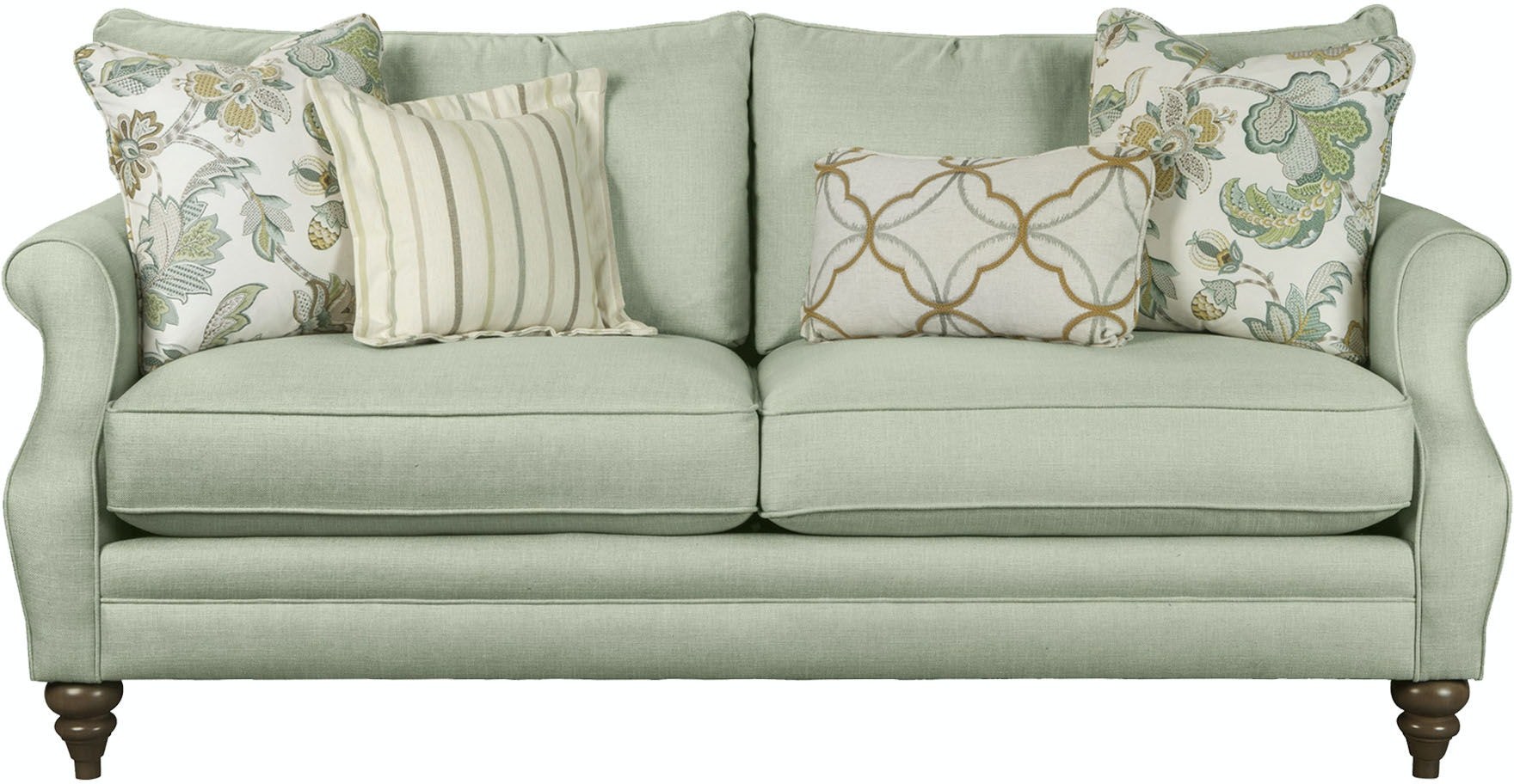Paula Deen By Craftmaster Living Room Sofa P775650bd