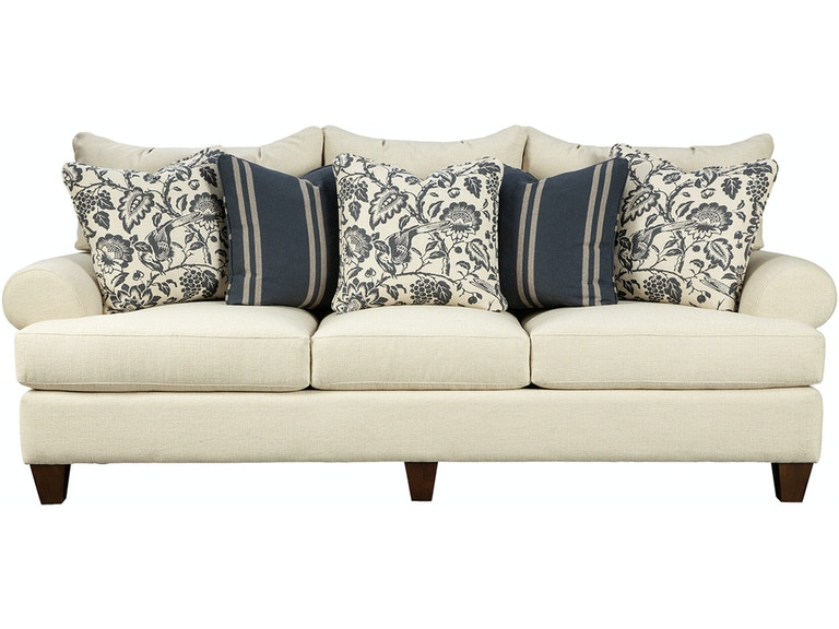 paula deencraftmaster living room sofa p781650bd