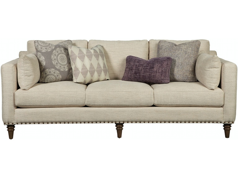 Paula Deen by Craftmaster Living Room Sofa P784350BD - Stacy ...