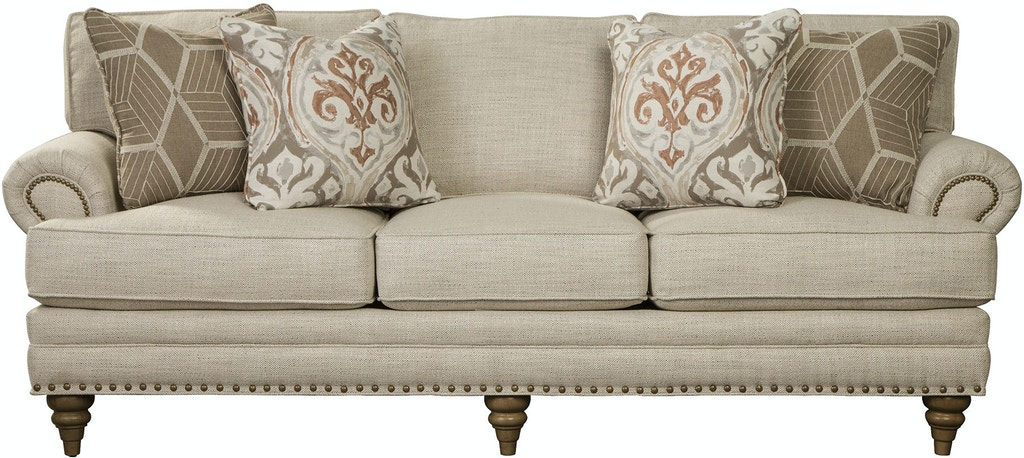 Paula Deen by Craftmaster Living Room Sofa P794650BD - Staiano\'s ...