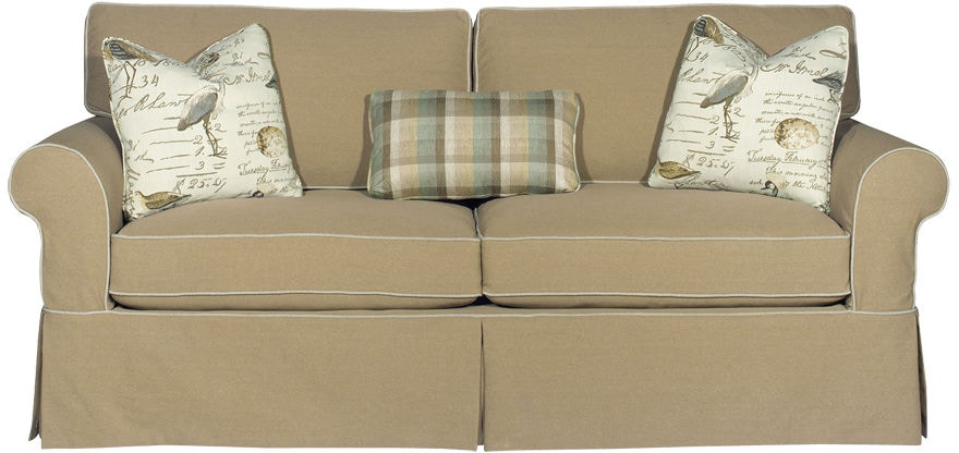 paula deen by craftmaster living room sofa p928550bd - the, Hause deko