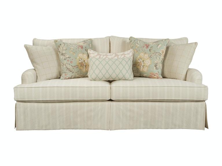 Paula Deen By Craftmaster Living Room Sofa P973650bd Gibson Furniture Andrews Nc