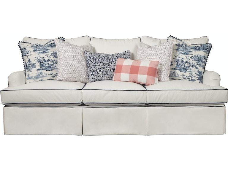 Paula Deen by Craftmaster Living Room Sofa P973650BD ...