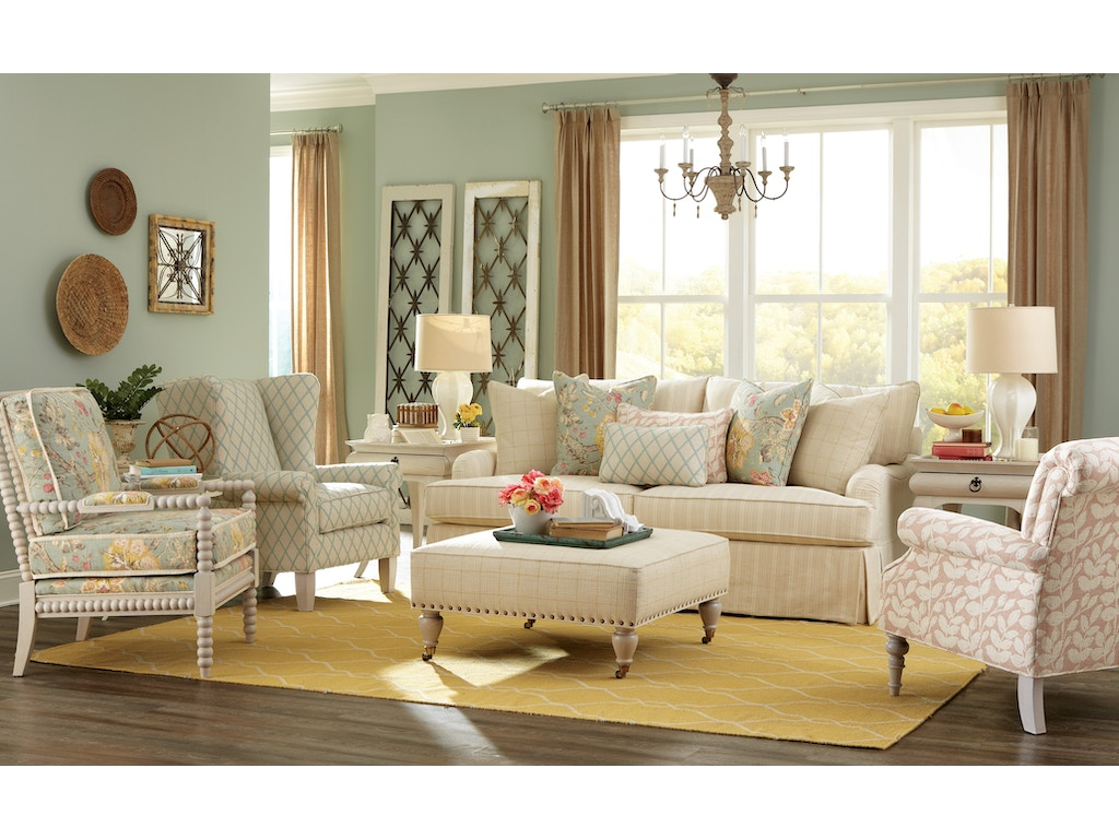 Paula Deen By Craftmaster Living Room P973650bd