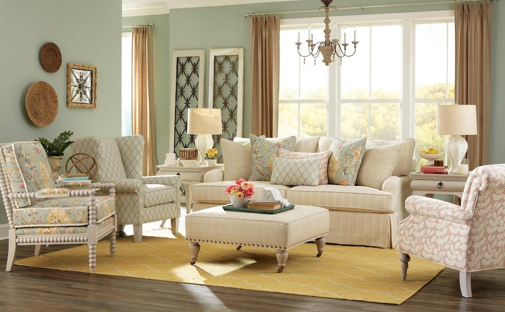 Paula Deen By Craftmaster Living Room Sofa P973650BD