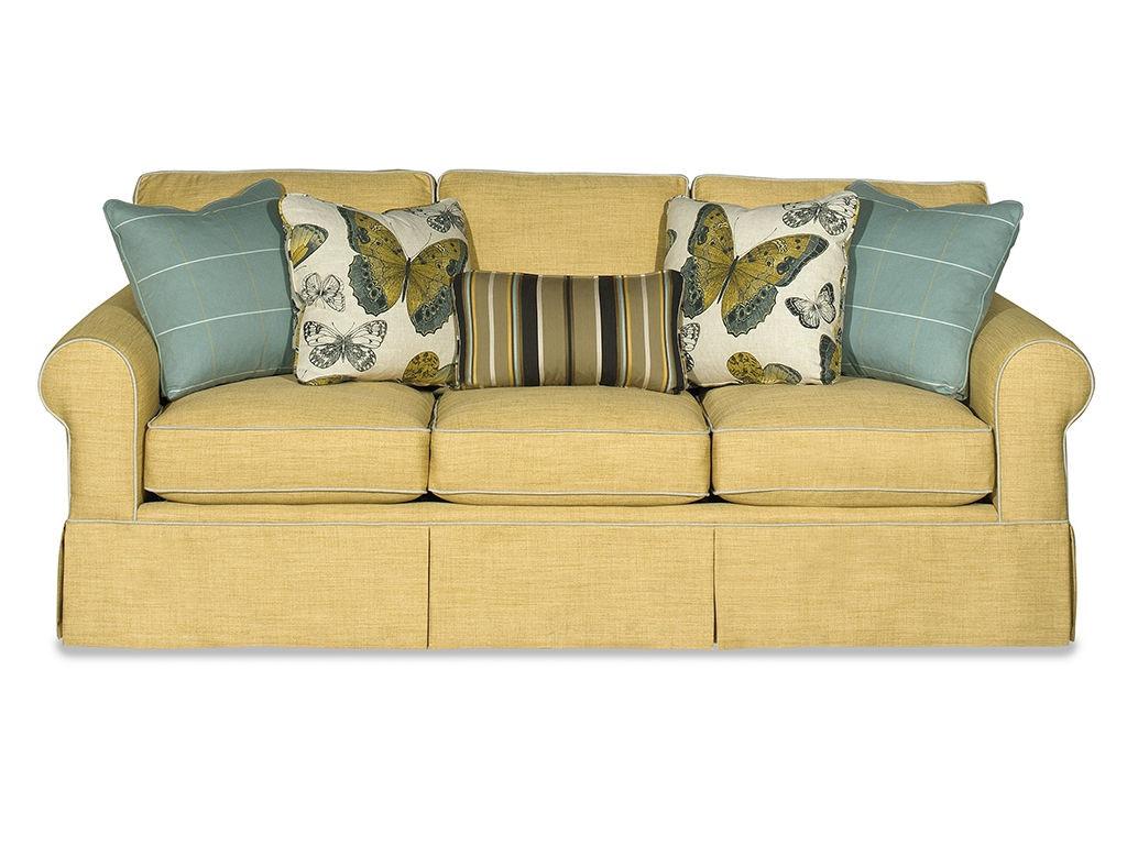 Paula Deen By Craftmaster Sofa P992050 68BD Sleeper