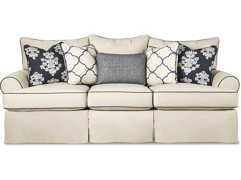 Paula Deen by Craftmaster Living Room Sofa P997050BD ...